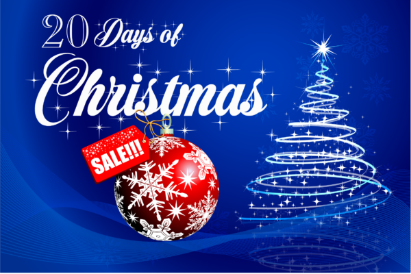 20 days of christmas